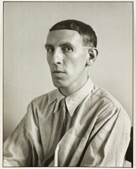 Painter [Heinrich Hoerle] 1928,  by August Sander